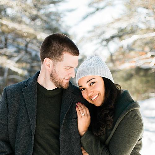 Rayana & Brian Engagement
