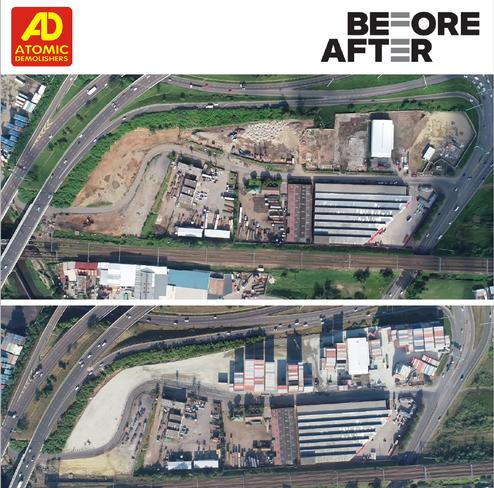 Container Yard Redevelopment