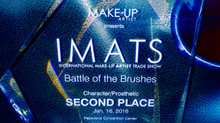 Battle of the Brushes: 2nd Place!!