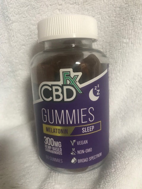 CBD Gummies for Sleep with Melatonin