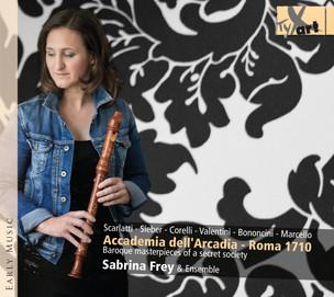 Accademia dell'Arcadia - Neue CD Mai 2015