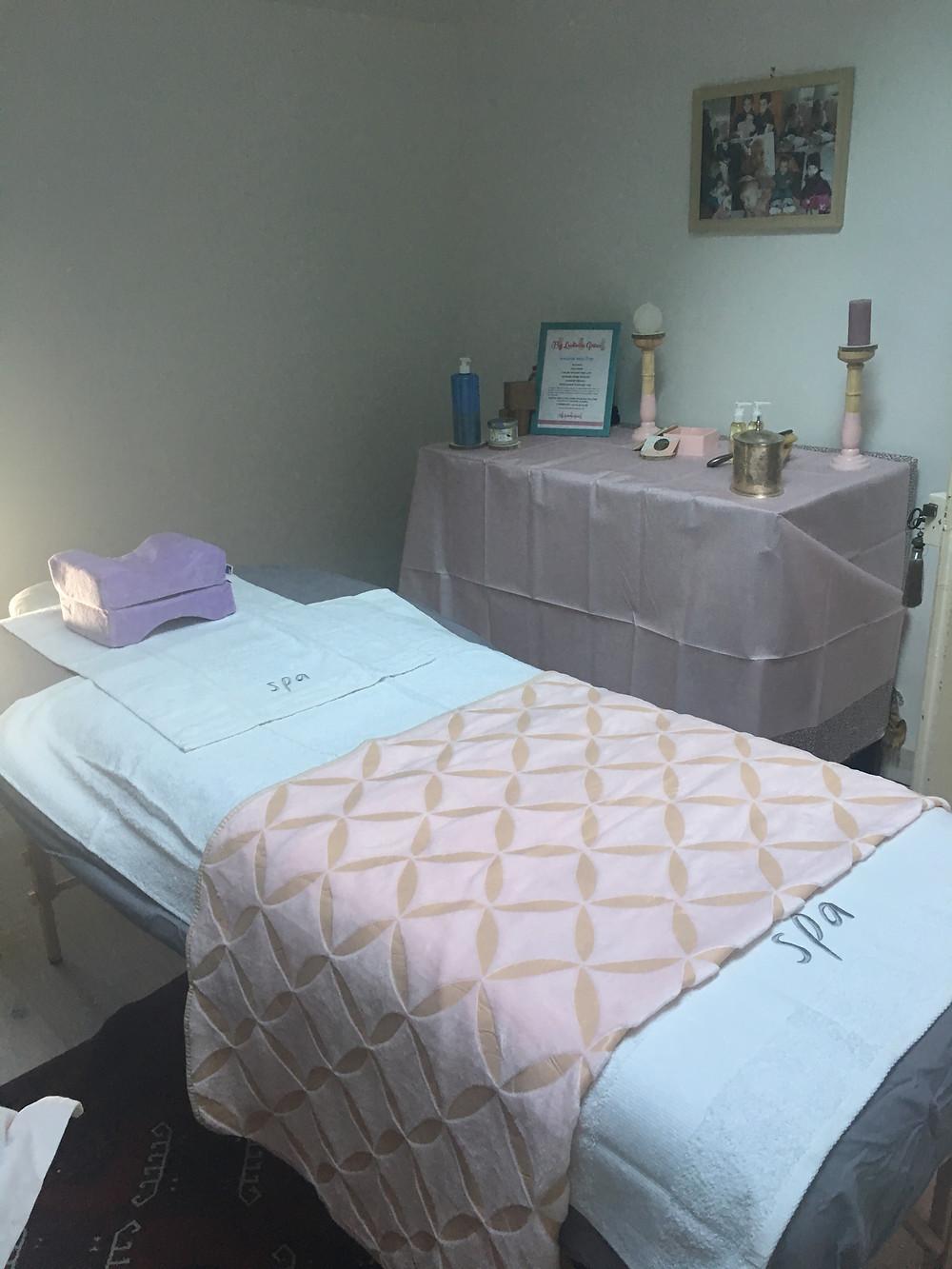 By Ludivine grâce Massage
