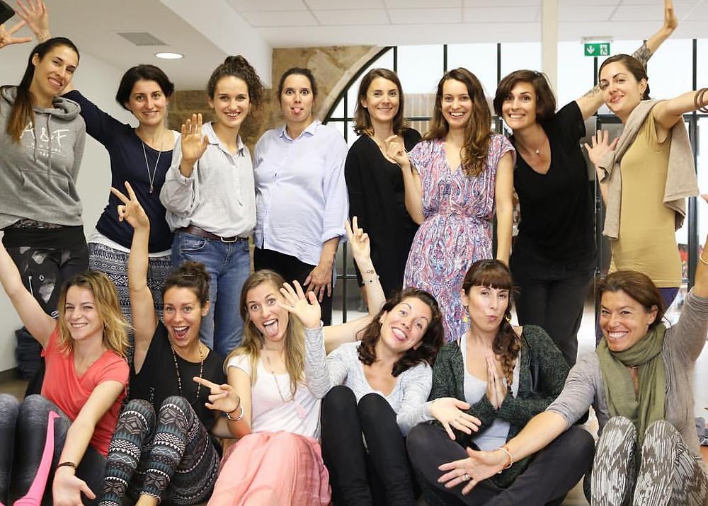 atelier autour de la féminité ILIA RENON