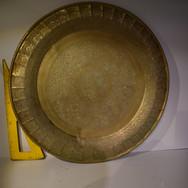 PLAT EN CUIVRE ORIENT (2)
