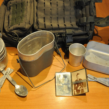 CANTINE MILITAIRE