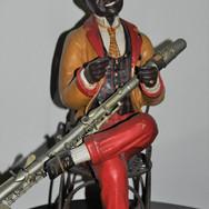 FIGURINE_MUSICIEN_+_chaise_+_clarinette_