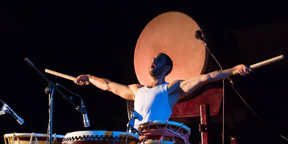 Taiko Workshop for Beginners 28/3 18:30~