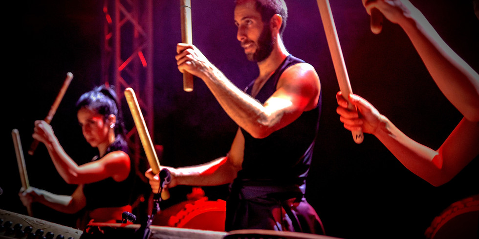 Taiko Workshop for Beginners 9/3 18:30~