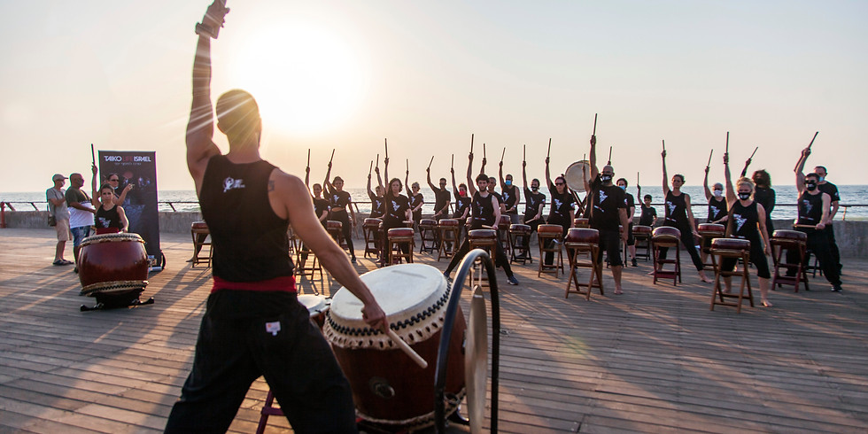 Taiko Workshop for Beginners 15/12