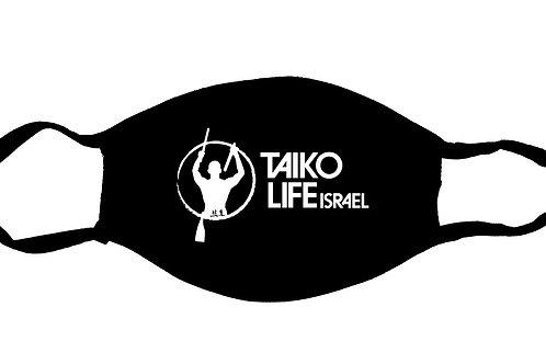 Taiko Life Israel Mask / Black