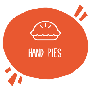 Hand pies from KGF
