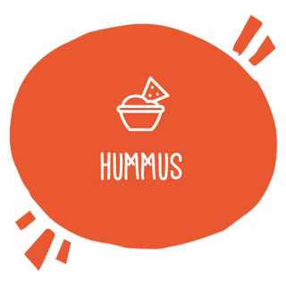 Hummus from KGF