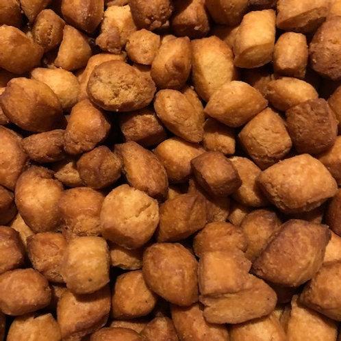 CRUNCHY DONUTS/CHIN CHIN