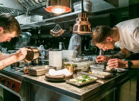 Nineteen18 named best restaurant in Lithuania