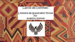 Légende des Cherokees: L'histoire de Grand-mère Tortue