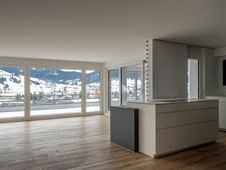 Wohnungsumbau Moser  -  Schlüsselübergabe