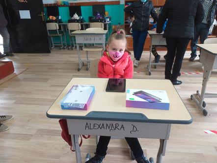 Tablets für Home-Schooling in Rumänien