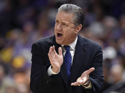Who Will John Calipari Reel-in to Play Down Low?