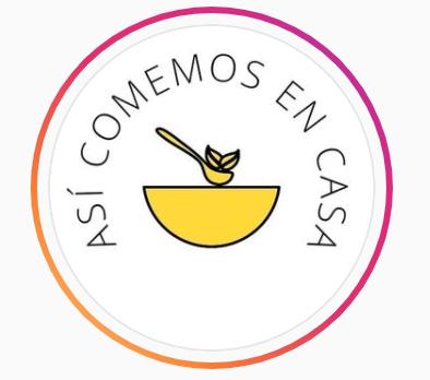 New perk for subscribers to New Backwater: Asi Comemos en Casa recipes