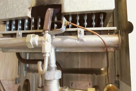Неисправности приводящие к ремонту газовых колонок АСТРА