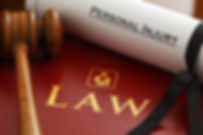 personal injury and wrongful death law