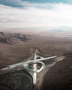 Hyperloop Desert Campus