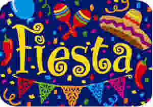 Fiesta graphic