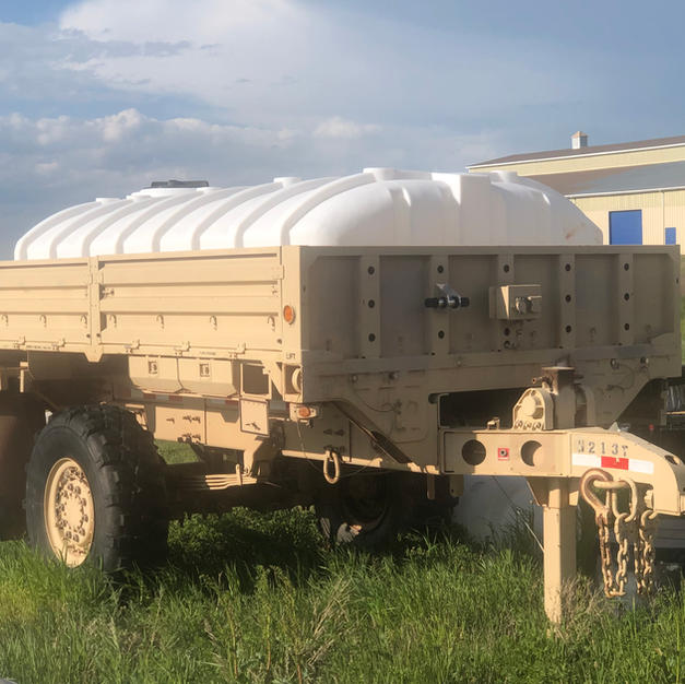 Army Off Road Trailers