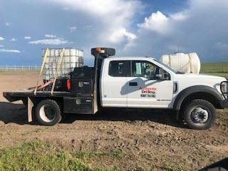 Ford F550 Support Trucks