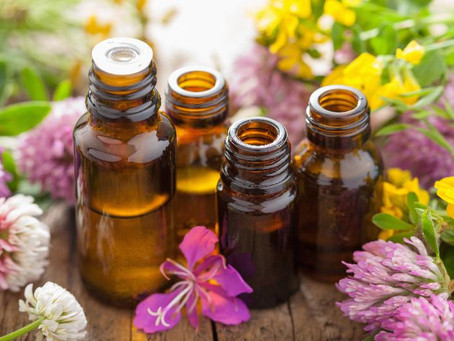 Why Essential Oils for Organic Personal Care