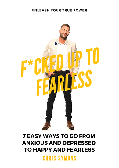 F*cked Up to Fearless | Hardcover