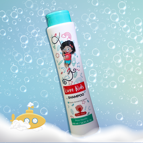CX Shampoo Kids 12un.