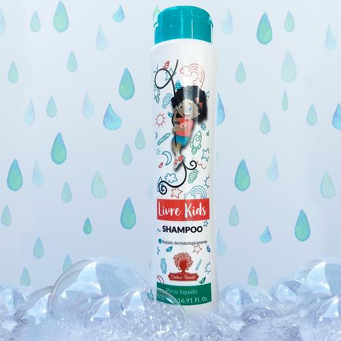 Shampoo Linha Livre Kids