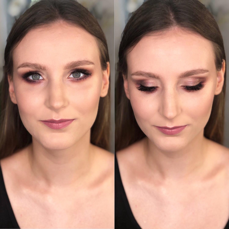 Makijaż na bal