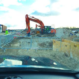 M25 HS2 Enabling Works(Osborne)
