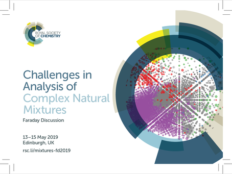 Complex mixtures conference, May 13-15 2019