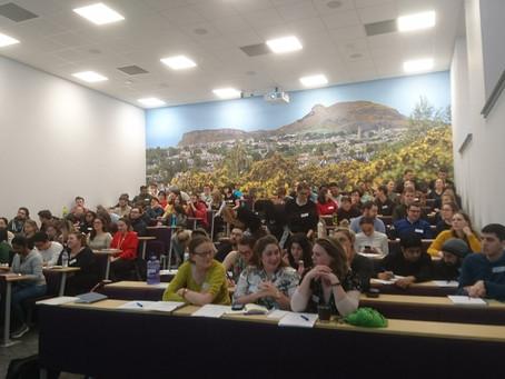 2019 Postgraduate NMR course at Edinburgh