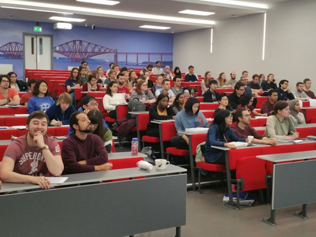 Registration now open for the 2019 postgraduate NMR course