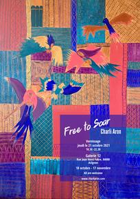 Free to Soar Galerie 12, Avignon