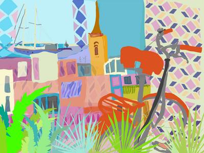 Malaga in May