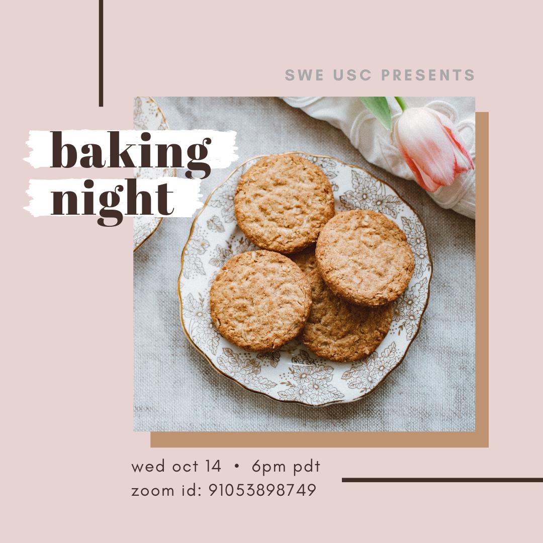 Baking Night