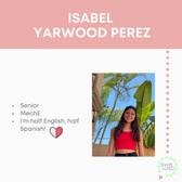 Isabel Yarwood Perez
