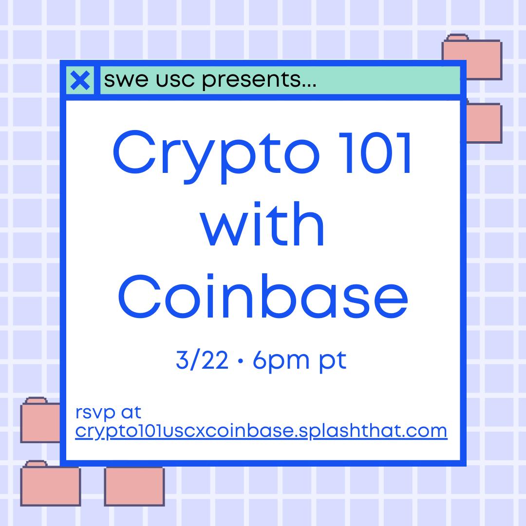 crypto 101 w coinbase
