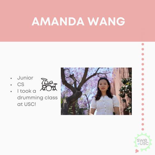 Amanda Wang