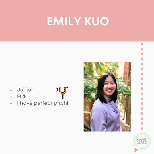 Emily Kuo