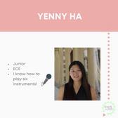 Yenny Ha