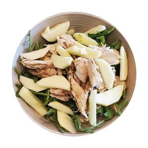 Organic Chicken & Apple Salad