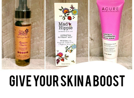 Nutrient Boosters For Dull, Stressed Out Skin