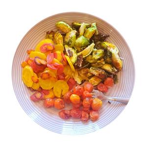 Organic Roasted Veggies