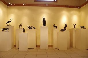 Armand Petersen - Exposition à Clohars-Carnoët